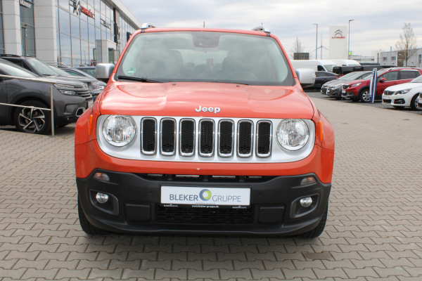 Jeep Renegade Limited 1.4 170 PS 4x4 AT9