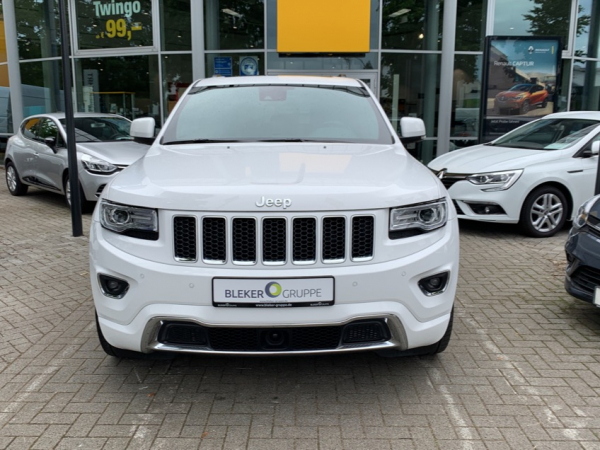 Jeep Grand Cherokee Overland 3.0l V6 Mj