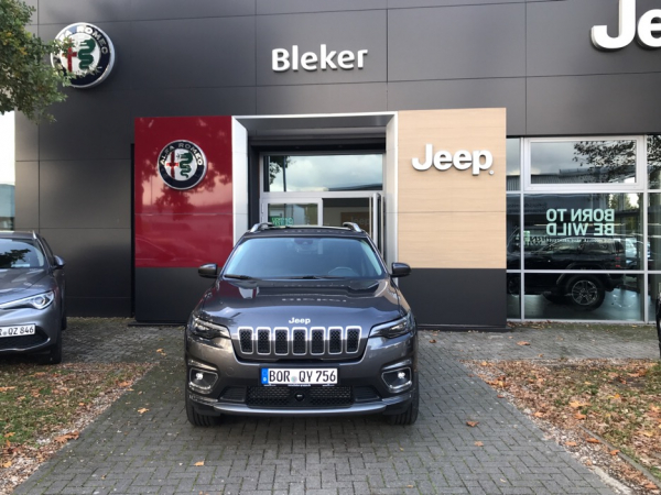Jeep Cherokee Overland 2.2l Diesel 4x4 AT9