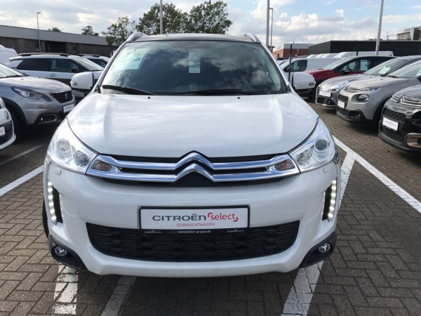 Citroën C4 Aircross e-HDi 115 Exclusive Start Stopt 4WD