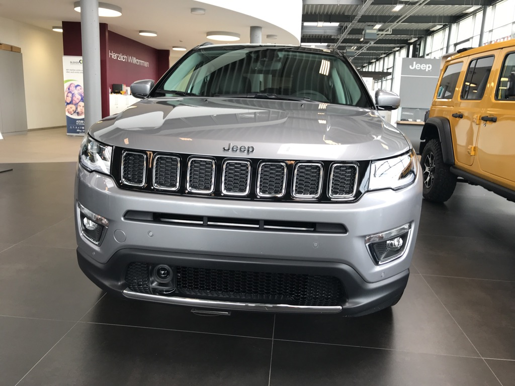 Used Jeep Compass 2.0