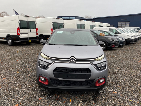 Citroën C3 Pure Tech 83 C-Series Start Stop