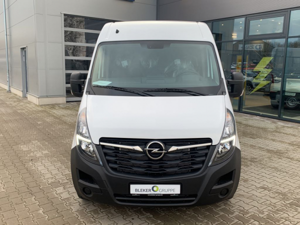Opel Movano KW Movano Cargo 2,3 (150PS/Diesel) L3H2 3500 kg zGG FWD Start Stop