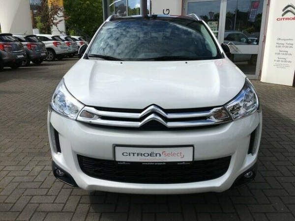 Citroën C4 Aircross e-HDi 115 S&S 2WD Selection [Einpark