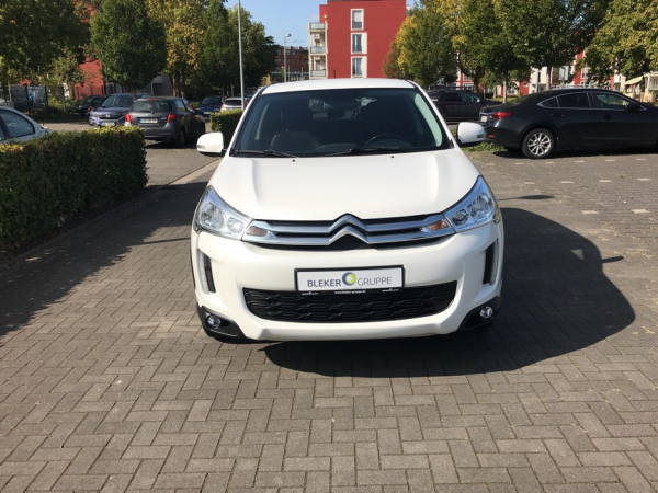 Citroën C4 Aircross HDi 115 Selection Start Stop 4WD
