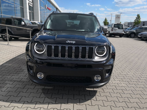 Jeep Renegade 1.3 T-GDI Limited MY19