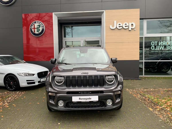 Jeep Renegade MY20 Limited 1.3l T-GDI 150PS DDCT6