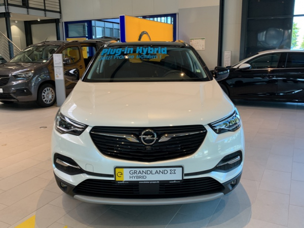 Opel Grandland X Plug-In-Hybrid4 (300PS/Systemleistung) Ultimate AT-8 AWD Start Stop
