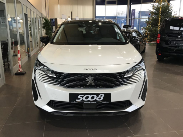 Peugeot 5008 Pure Tech 130 Allure Pack EAT8 Start Stop