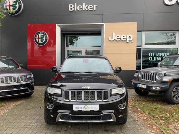 Jeep Grand Cherokee Overland 3.0l inkl. Standheizung