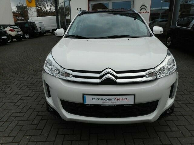 Used Citroen C4 Aircross HDi