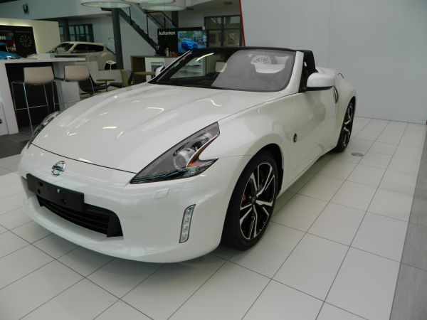 Nissan 370Z ROADSTER 7AT