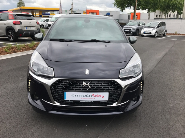 Citroën DS3 Pure Tech 130 Sport Chic Start Stop