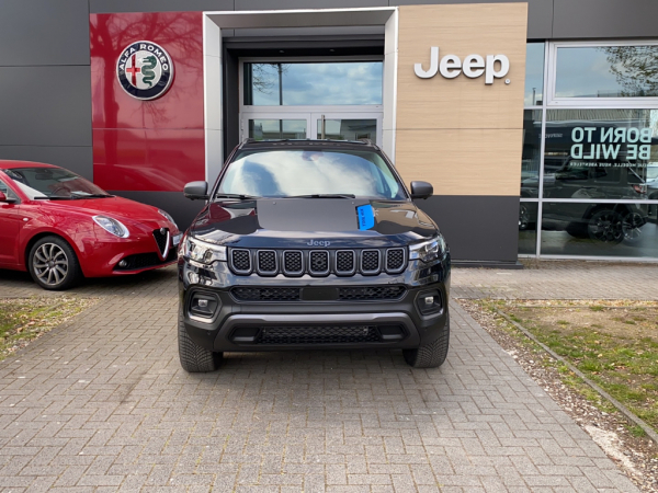 Jeep Compass PHEV MY21 Trailhawk