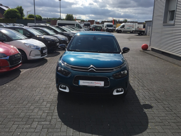 Citroën C4 Cactus Pure Tech 110 Shine EAT6 Start Stop