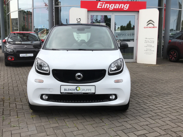 Smart fortwo Coupe 1.0 71 Passion