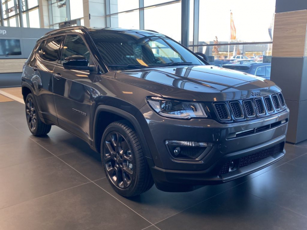 Jeep Compass S 1.3l Gse T4 150 PS DCT 4x2